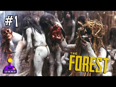 The Forest Gameplay Walkthrough Part 1 (Cannibal Holocaust Survival Horror) [1080p]