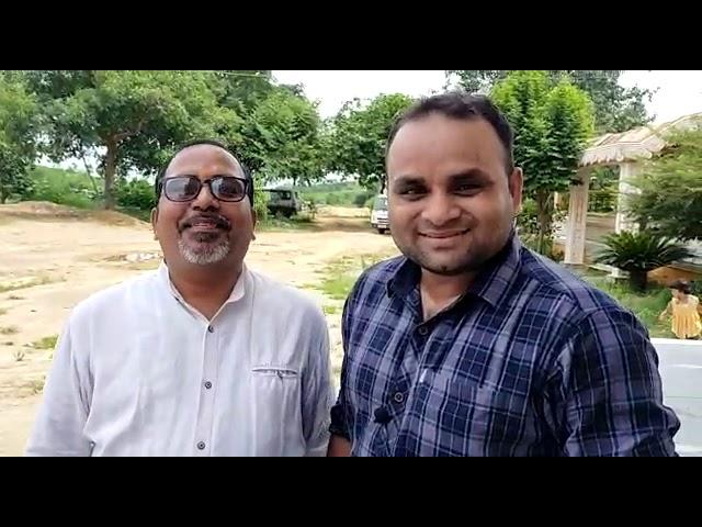 तीन भोजपुरी फिल्म का मुहूर्त प्रेम सिंह अरुण दुबे राम पटेल
