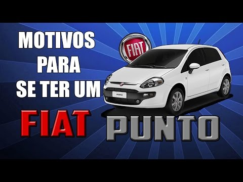 Motivos Para Se Ter Um Fiat Punto