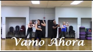 Vamo Ahora ~ Magic Juan ~  Zumba®/Dance Fitness ~ Merengue w/ reggaeton fusion