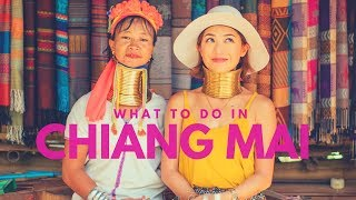 What To Do In Chiang Mai | Kryz Uy