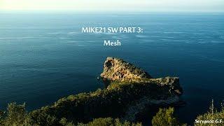 MIKE21 SW Tutorial 3/? ¦ Mesh Generation