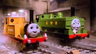 thomas y sus amigos -thomas y stepney.