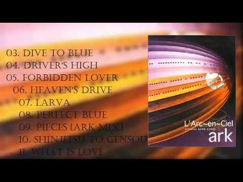 [HD] Ark Full Album - L'arc en Ciel 1999 FULL [HD]