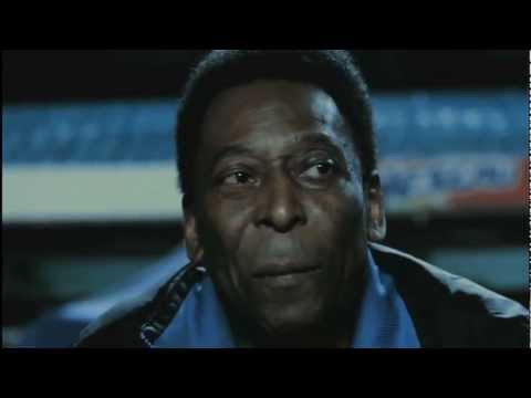 Last goal of the King Pelé  Subtitled: English  version with making off