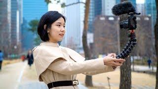 캐논 M50   VLOG 용 카메라 최고의 선택 M50…