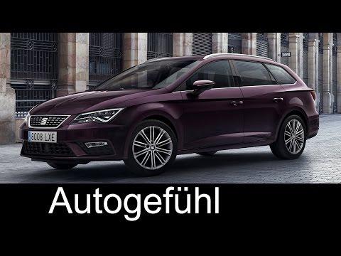 Seat Leon Facelift Exterior/Interior Preview - Autogefühl