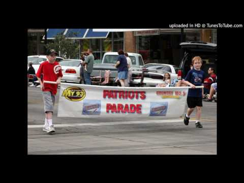 Country 102.9 Community Connections -Hutchinson Patriots Parade - 06/23/2017 (Audio Only)
