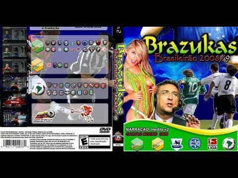 2011 BRAZUKAS PATCH PES 2014 PS2 BAIXAR