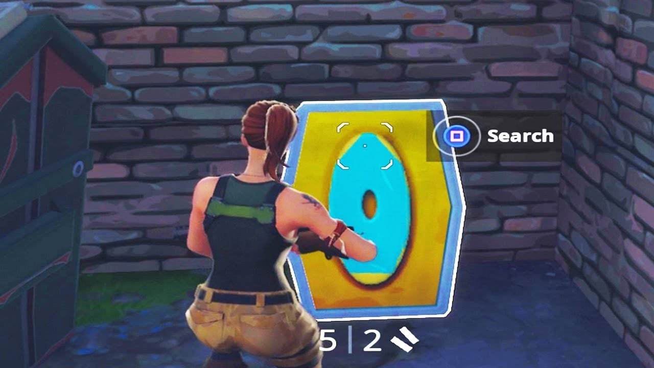 search the letter o west of pleasant park fortnite battle royale - fortnite letter of pleasant