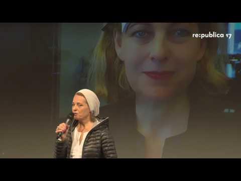 re:publica 2017 – Miriam Meckel:  Mein Kopf gehört nicht mehr mir - Brainhacking & Selbstoptimierung
