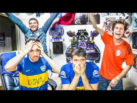 Boca ELIMINADO 0 Gimnasia 1 | Copa Argentina 2018 | Reacciones de Amigos