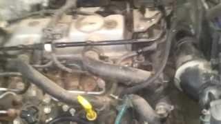 Ford focus TDCi 1.8 подогрев двигателя(, 2013-11-30T03:59:03.000Z)