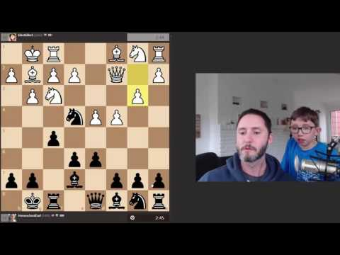 Chess Challenge - Whalehunting vs klimtkiller1(rated 2100!)
