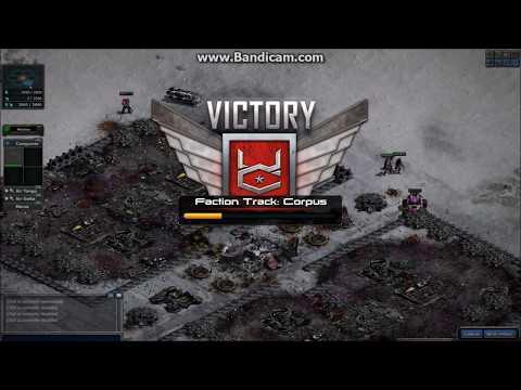WAR COMMANDER:Operation Espionage Faction Track: Corpus 1 to 3
