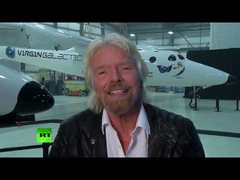 'Brexit would be start of EU break-up' Richard Branson