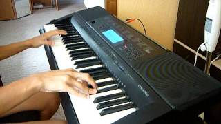 Daniel Kandi  - Symphonica on keyboard