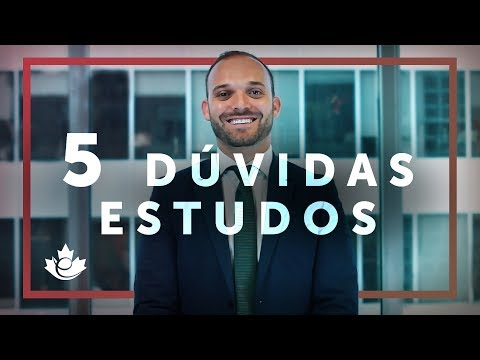 5 DÚVIDAS COMUNS SOBRE ESTUDO NO CANADÁ