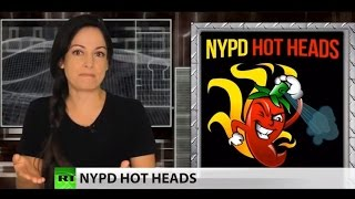 NYPD triples potency of its pepper spray