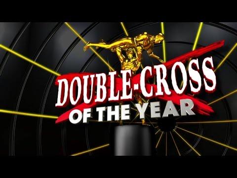 Double-Cross of the Year: 2015 WWE Slammy Awards - Tonight Live on Raw