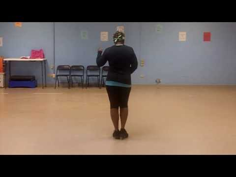 Step In the Name Of Love Line Dance Instructional