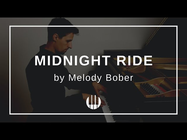 Midnight Ride by Melody Bober