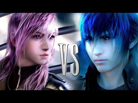 XIII vs XV: Which is the Best HD Final Fantasy?