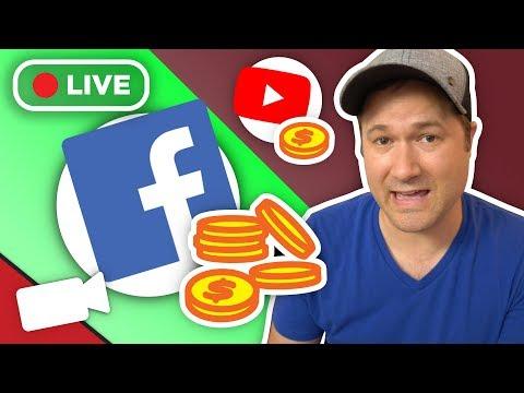 Facebook's New Monetization vs. YouTube
