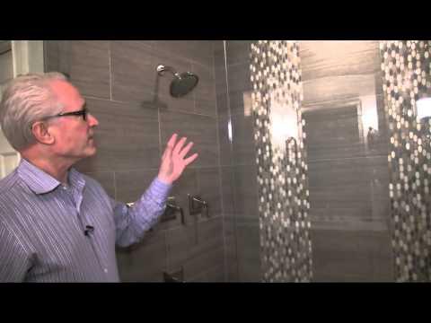 Private Quarters: A bathroom renovated