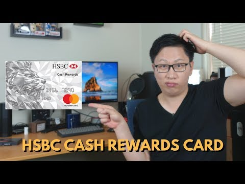 HSBC Cash Rewards Review: Perfectly Mediocre