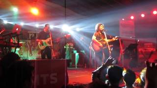 Papon & East India Company live at Jadavpur University, Kolkata .. Dated 16.3.2014