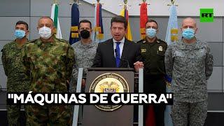 Indignación en Colombia tras un bombardeo del Ejército