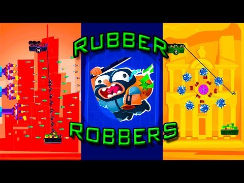 Rubber Robbers   Funny Escape Game Part 2