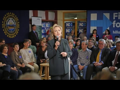 Hillary Clinton Isn't Interested In Getting Money Out Of Politics