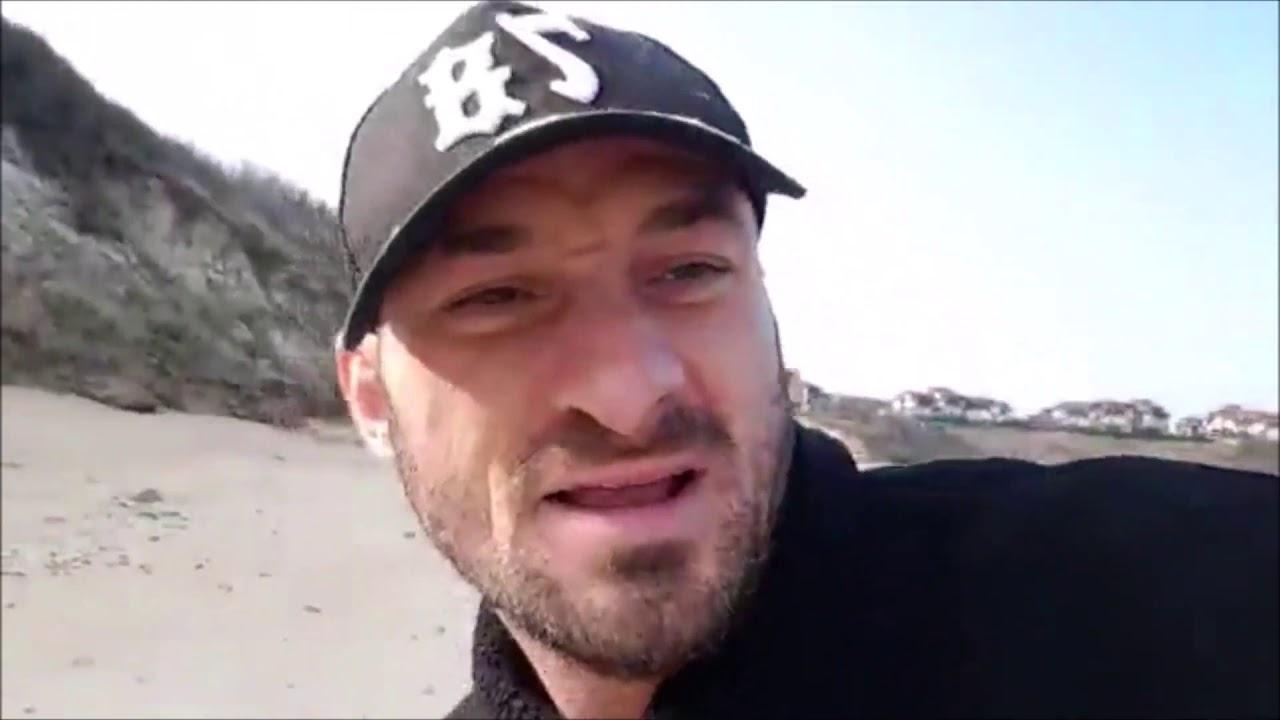 (VIDEO) - Петър Низамов влезе в строежа на дивите дюни на плажа Алепу!