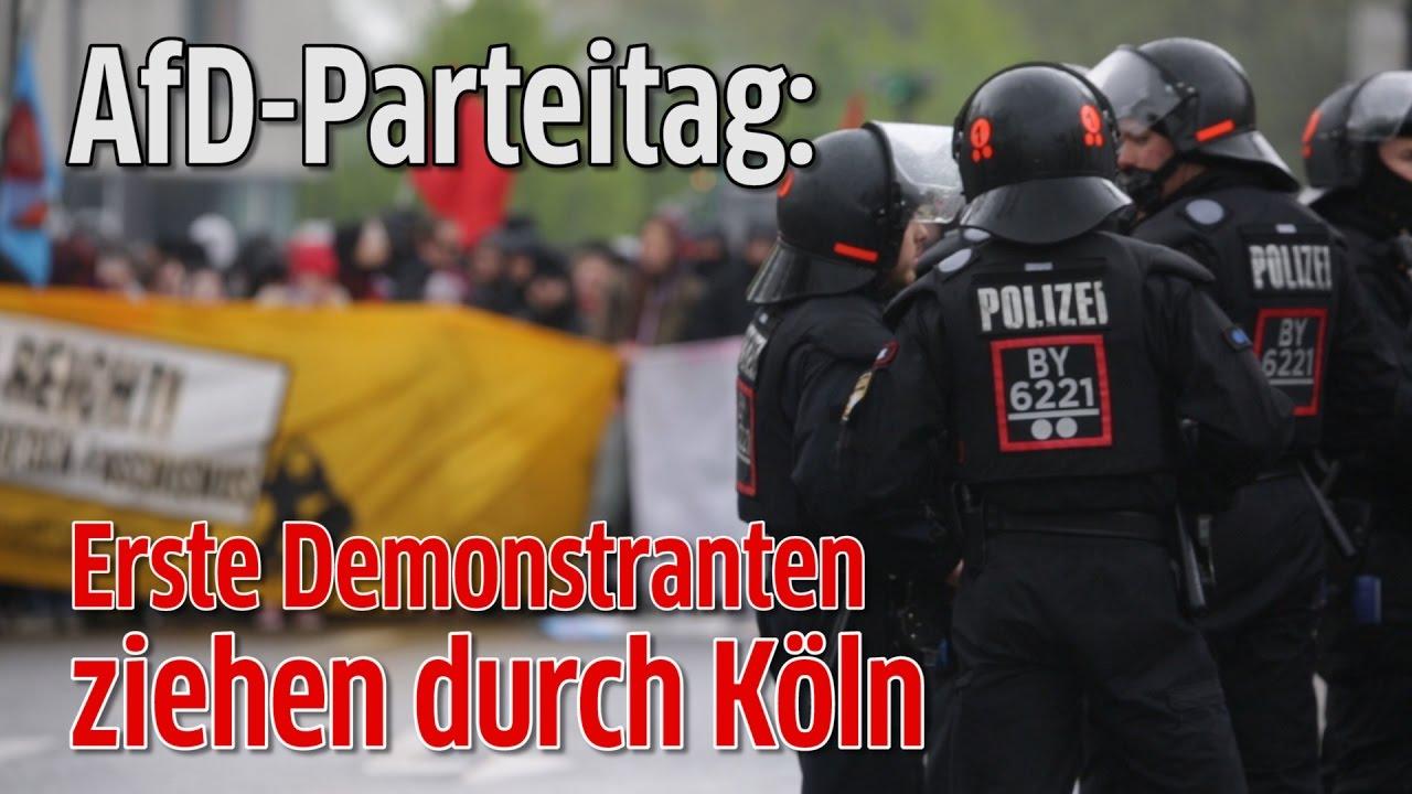 Afd Parteitag Köln Live