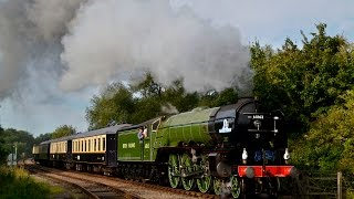A Weekend With Tornado at NVR - August Bank Holiday Weekend 2015