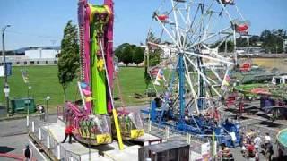 BC travels - west coast amusements in Esquimalt