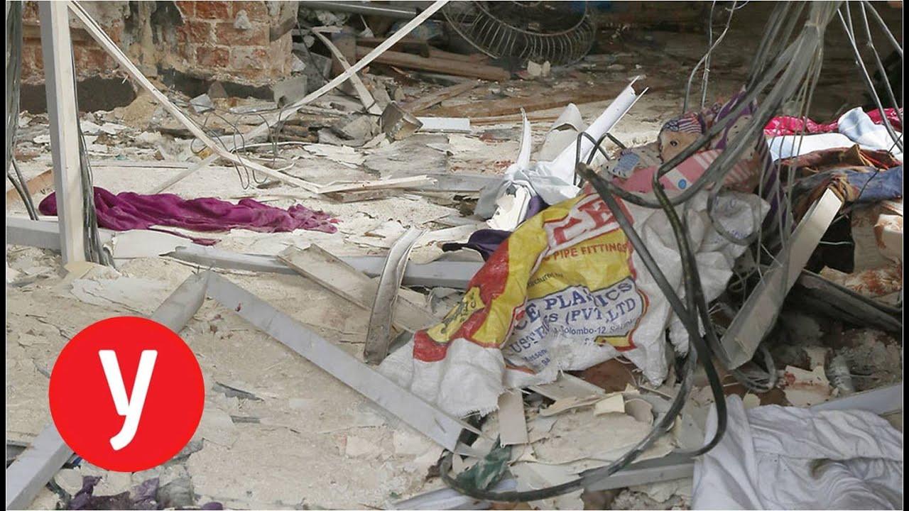 סרי לנקה: לפחות 137 הרוגים בפיצוצים בכנסיות ובבתי מלון