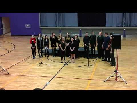 Palmyra Eagle High School Winter Choir Concert 2016