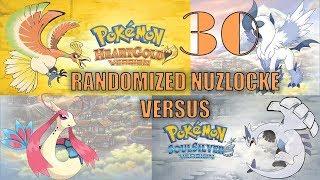 Pokemon HeartGold & SoulSilver Randomized Nuzlocke Versus w/Milotic Ep. 30! - MOAR EXECUTION!