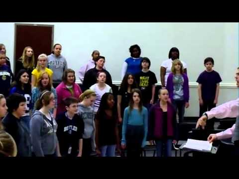 Indianapolis Childrens Choir 1102231 Practice