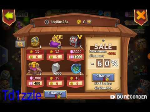 Castle Clash: 49,999 IGNITE STONES, Only $40!!!!
