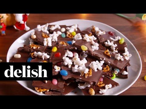 A Charlie Brown Thanksgiving Bark | Delish
