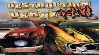 Destruction Derby Raw gameplay hack