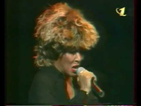 Тина Тёрнер в Москве / Tina Turner in Moscow (05-07.11.1996)