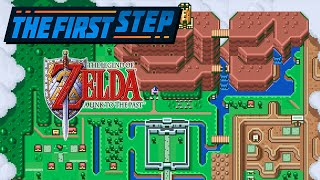 The First Step - The Legend of Zelda: A Link to the Past