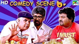 Mera Bolbala - Back To Back Comedy Scenes | Hindi Dubbed Movie | Komal Kumar, Asma, Sowcar Janaki
