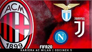 FIFA 20 - KARIERA AC MILAN | #05 - 3 wielkie mecze w Serie A!