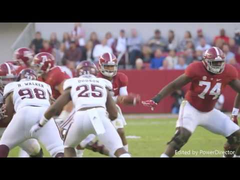 "Alabama ""See Me Fall"" Football Pump Up 2017-18"